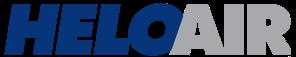 The logo of HeloAir