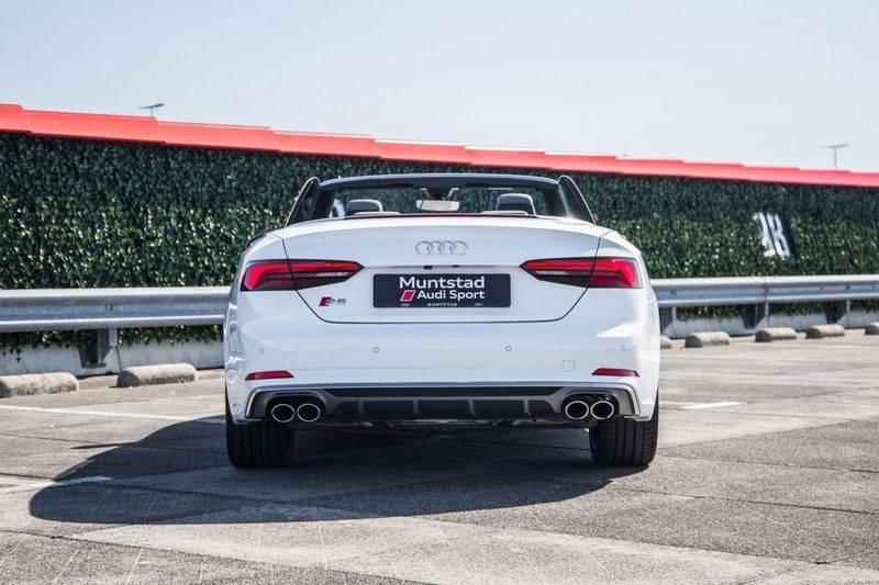 Audi A5 Cabriolet 3.0 TFSI S5 quattro   354 PK   S-Line   B&O Sound   Assistentie City-Parking   S-Sportstoelen   Virtual Cockpit   Keyless-entry   Massage-Stoelen   afbeelding 8