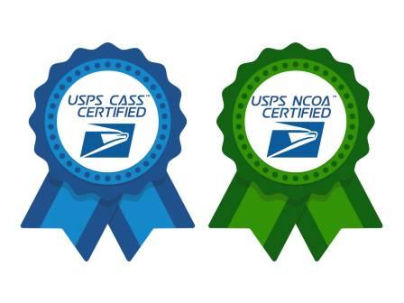 USPS CASS Certification vs NCOA Certification