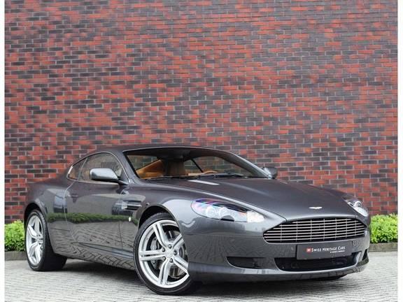 Aston Martin DB9 5.9 V12 *450 PK*Perfecte staat*