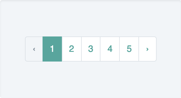 Pagination example 2
