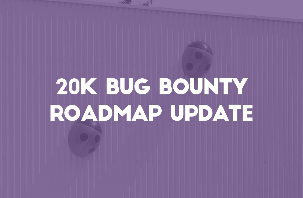 20K NAV bug bounty and roadmap update
