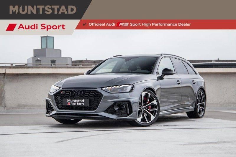 Audi RS4 Avant 2.9 TFSI 450 pk RS 4 quattro   Panoramadak   Assistentiepakket Tour/City   Matrix LED   Bang & Olufsen 3D Sound afbeelding 1