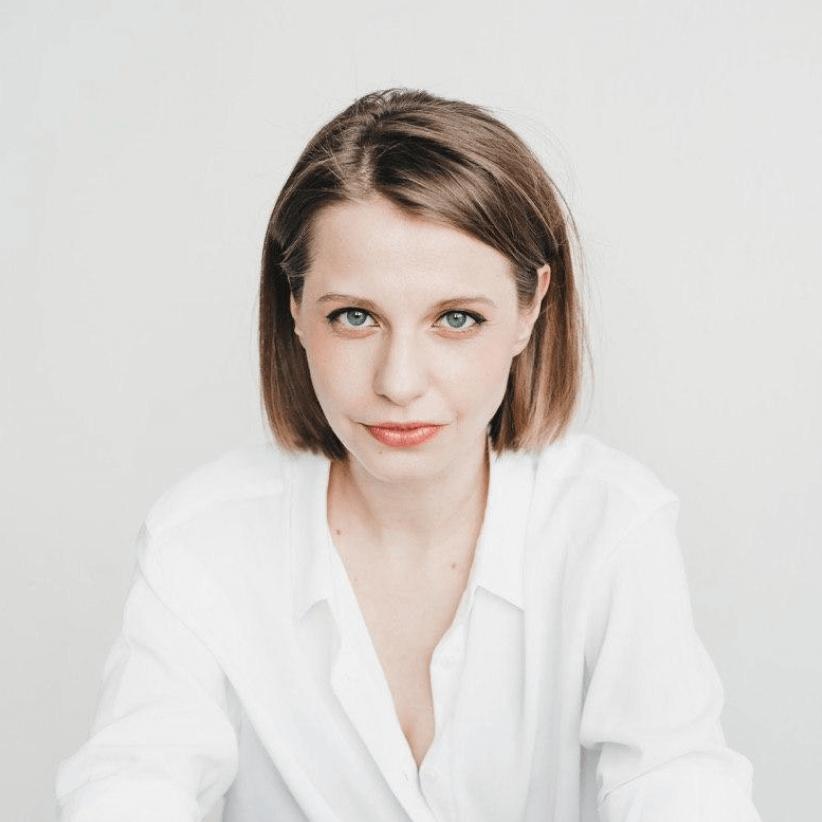 Ольга Птицева. Фотограф Марина Козинаки