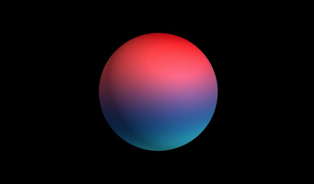 The colored orb logo for Pharos, JSTOR's design system