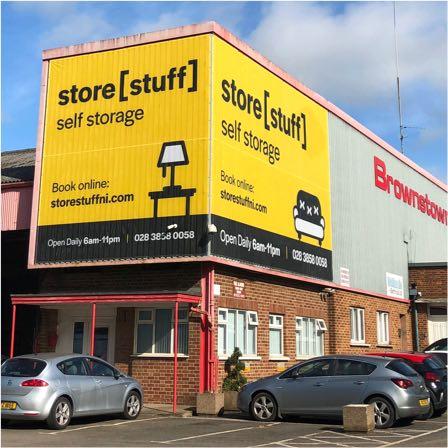 StoreStuff Portadown