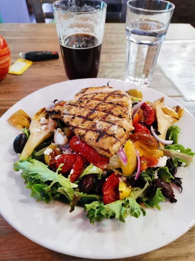 Salade hors de prix mais super belle