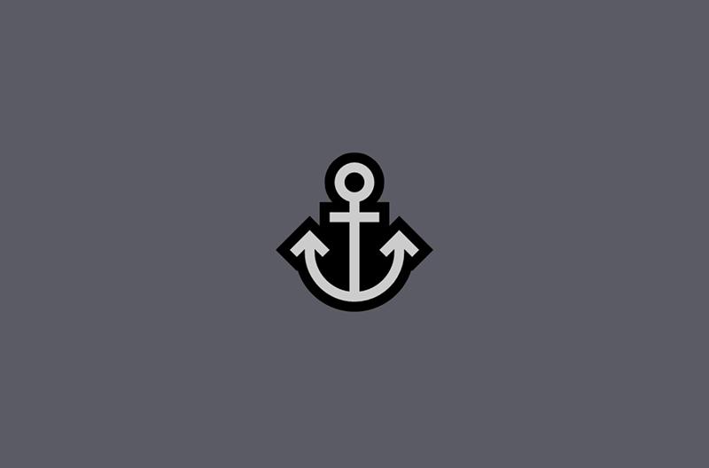 An anchor icon