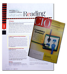 Steve Francia in CIO Magazine