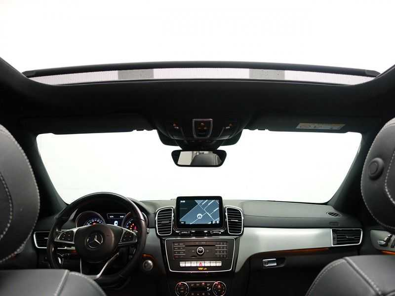 Mercedes-Benz GLE 43 AMG Coupe 4MATIC 368pk Aut- Black Series Panodak, Leer, 360 Camera, afbeelding 8