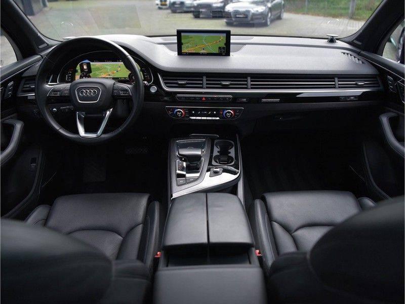 Audi Q7 3.0TDI 272Pk S-Line 7p Quattro Lucht Pano Standk Head-Up 360-Camera 21-Inch Trekh afbeelding 24
