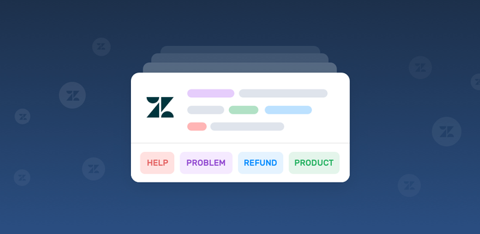 Automate your Zendesk Ticket tagging with Keyword Extraction