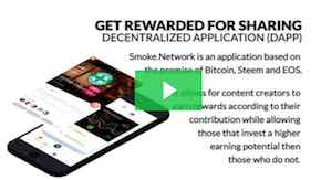 decentralized cannabis blockchain application
