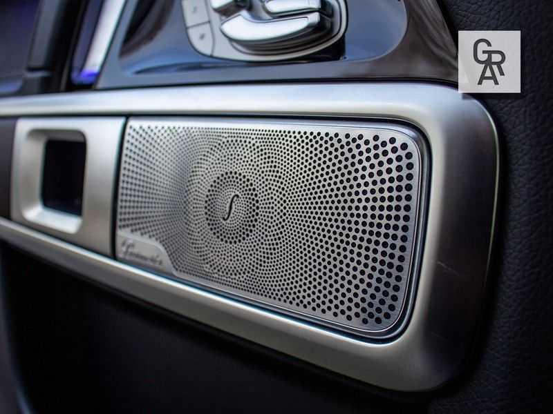 Mercedes-Benz G-Klasse G63 AMG | Schuif/kanteldak | Distronic Plus | AMG Perf. uitlaat | 22inch wielen | afbeelding 19