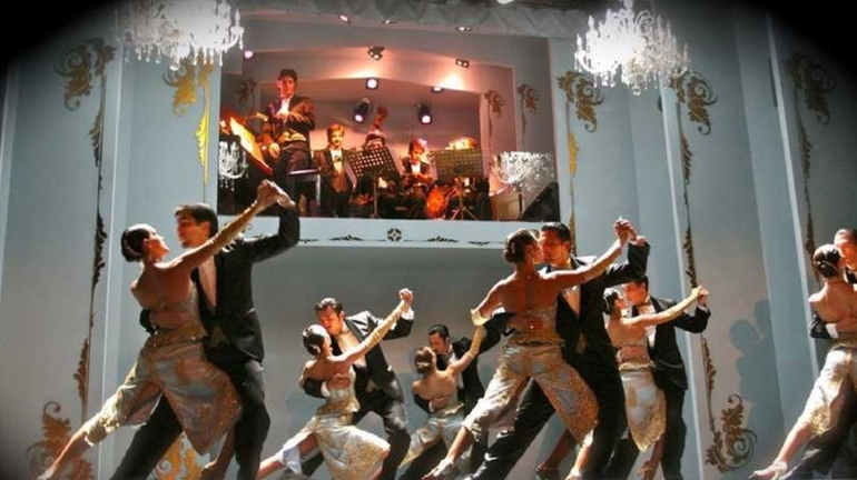 Tango spektakel