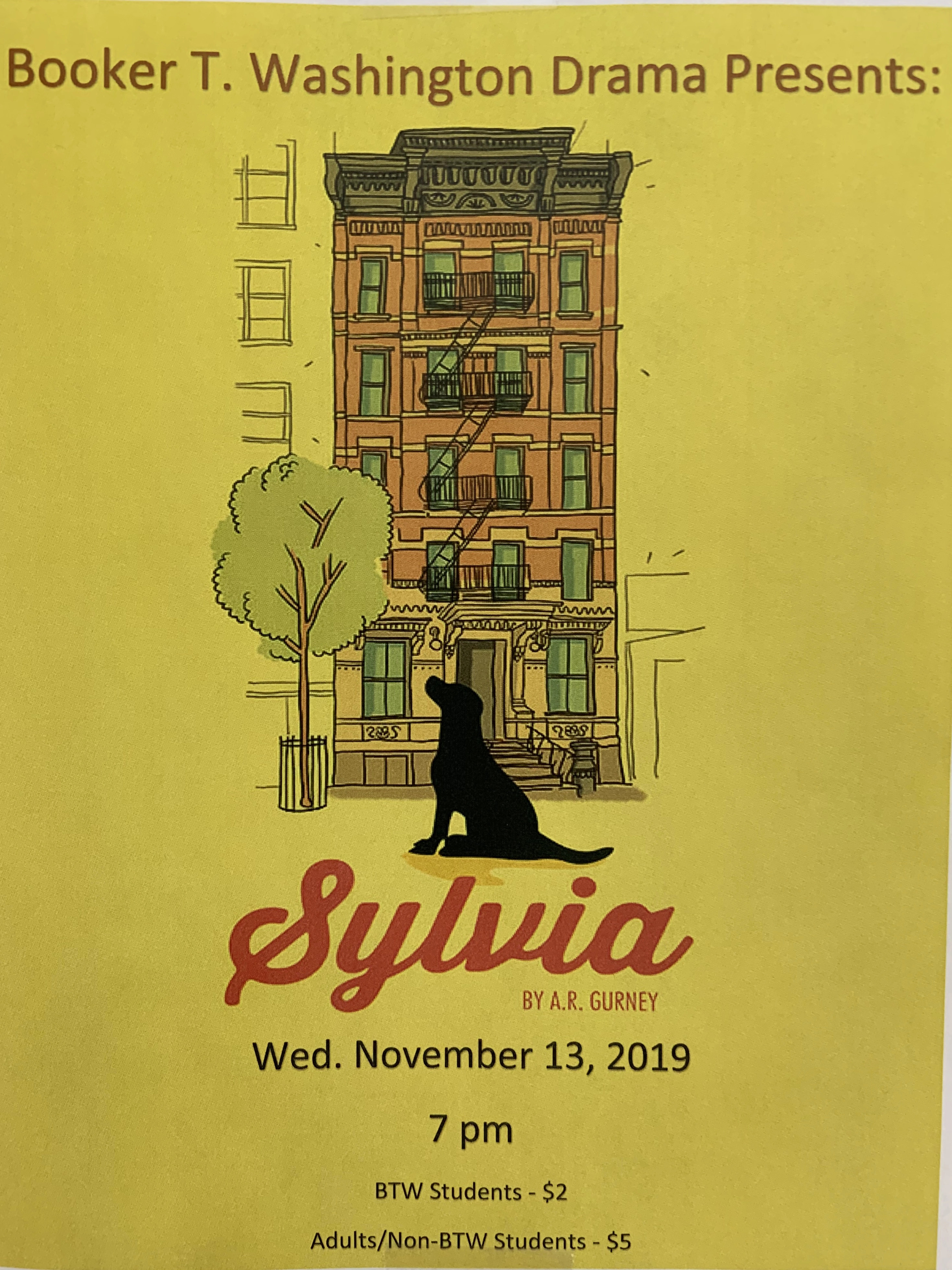 Image of: Sylvia poster