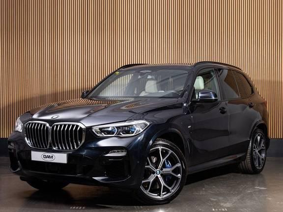 BMW X5 xDrive45e M-SPORT, H/K, PANO
