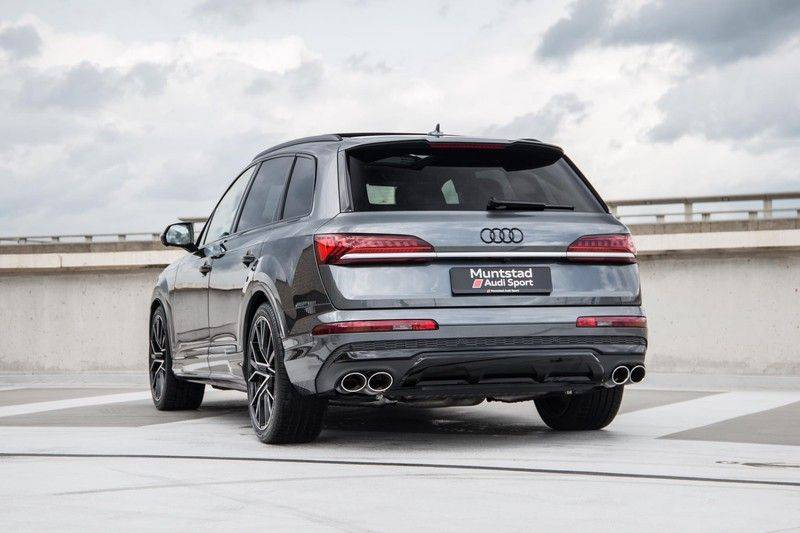 Audi SQ7 4.0 TFSI SQ7 quattro 7p 507PK | S-Line | Pano.Dak | 360 Camera | B&O Sound | Keyless-Entry | S-Sportstoelen | Assistentie Tour-City-Parking | 7 Persoons afbeelding 15