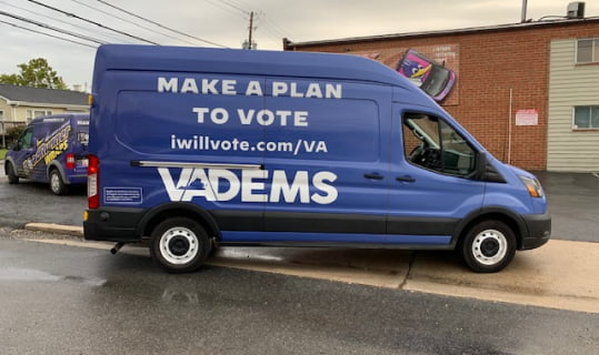 Vehicle Wrap Vadems
