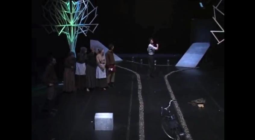 il gabbiano - video teatro