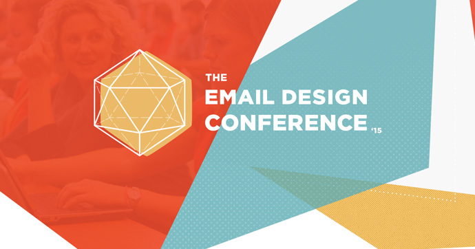 The Email Design Conference 2015 artwork.
