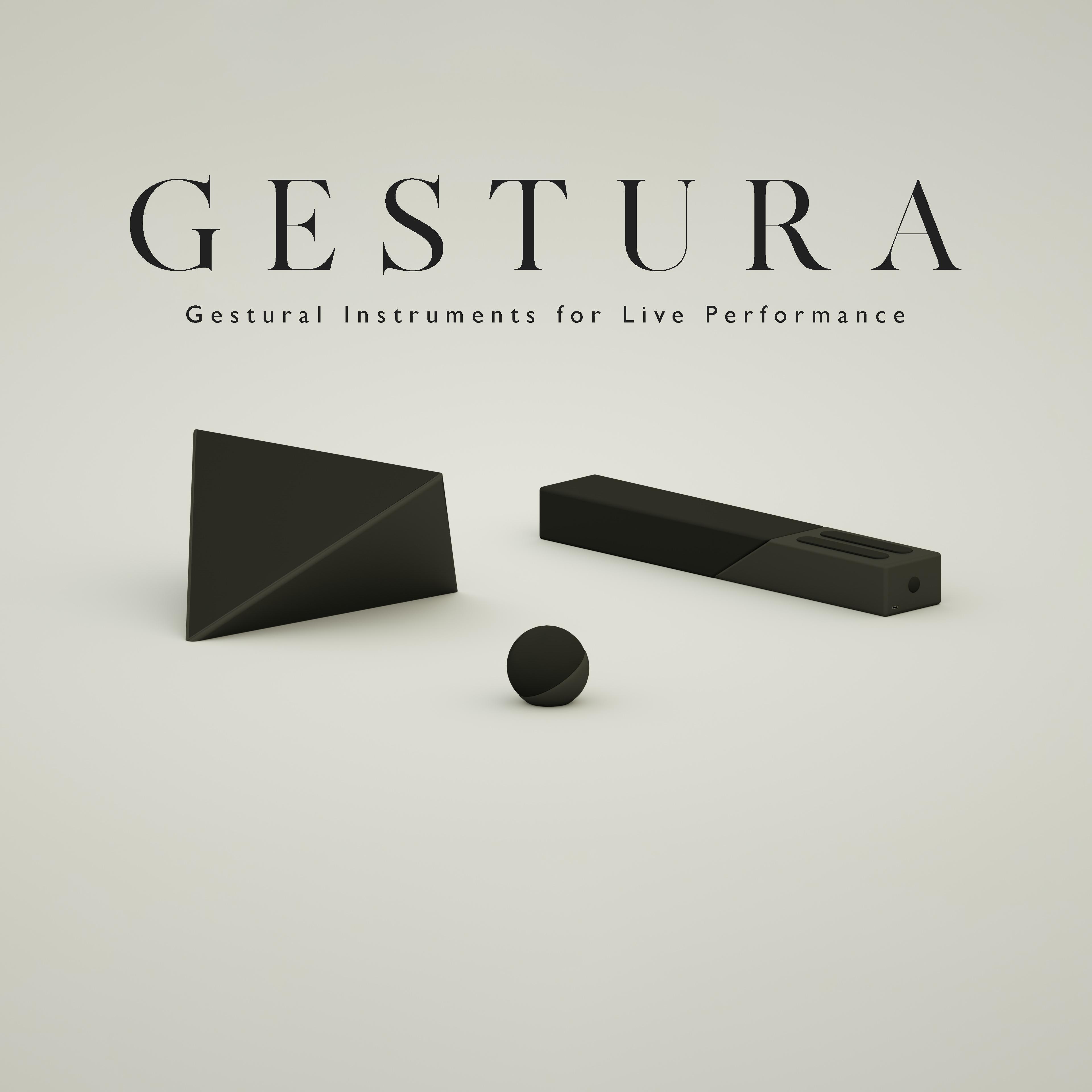 3 Dark, geometric instruments