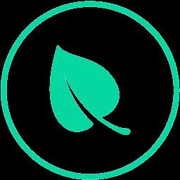 Sličica lista koji simbolizira boolab korištenje prirodnih sirovina organske i eko proizvodnje.
