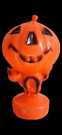 Cat Pumpkin photo