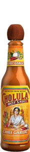 Cholula Chili Garlic Bottle