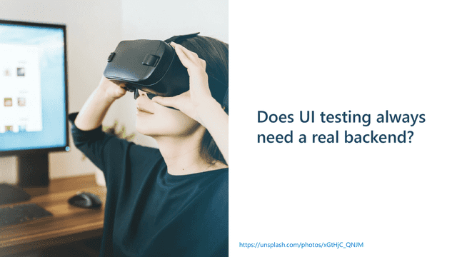 how can we improve the testability 20