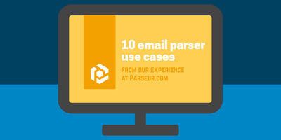 Cover image for 10 mail parser use cases to automate your business