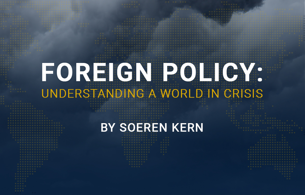 Foreign Policy: Understanding a World in Crisis