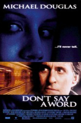 cover Don't Say a Word