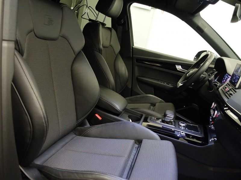 Audi Q5 2.0 TFSI 252pk Quattro [S-Line] Autom- Virtual Cockpit, Leer, B&O, Camera, Xenon Led, Nw model! afbeelding 22
