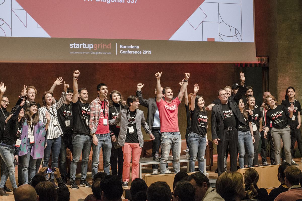 Startup Grind Barcelona event