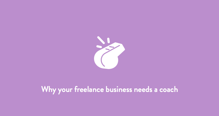 Why your freelance business needs a business coach