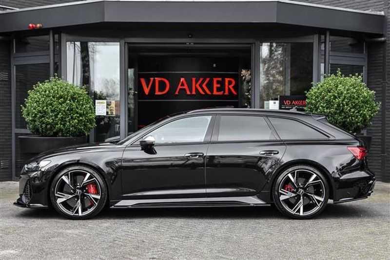 Audi RS6 AERO PAKKET+DYNAMIC PLUS+DESIGNPAKKET NP.240K afbeelding 6