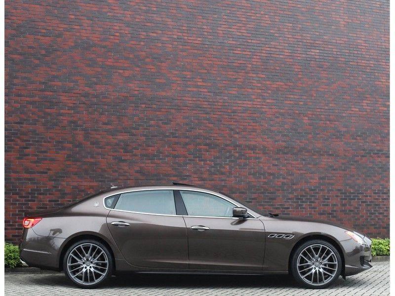 Maserati Quattroporte 3.0 S Q4 *BTW*Schuifdak*Camera*1e eig* afbeelding 23