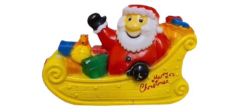 Santa Sleigh photo
