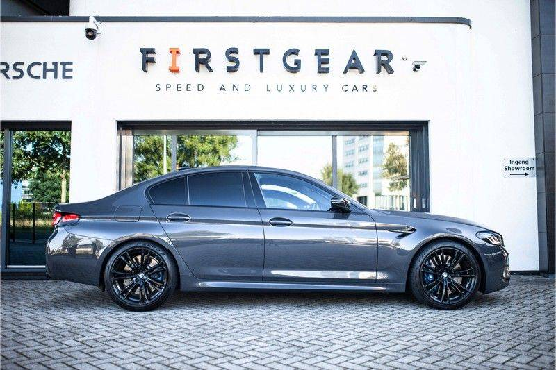 BMW 5 Serie M5 Competition *M Sportuitlaat / Laserlight / Harman/Kardon / ACC* afbeelding 3