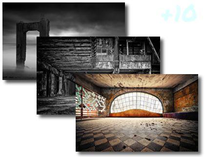 Urban Ruins theme pack