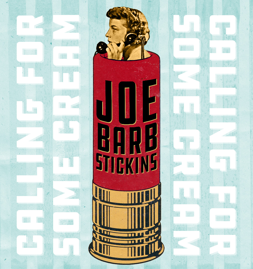 Joe Bob Stickins Poster