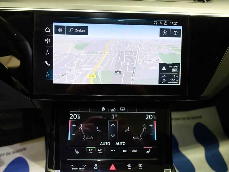 Audi e-tron e-tron 50 quattro Launch Edition plus [4% bijtelling] Full options, direct leverbaar afbeelding 2