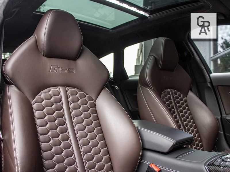 Audi RS6 Avant 4.0 TFSI RS6 PERFORMANCE | KERAMISCH | CARBON | EXCLUSIVE | MILLTEK afbeelding 7