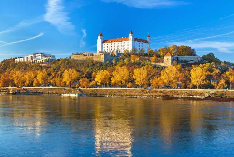 Vienna to Bratislava