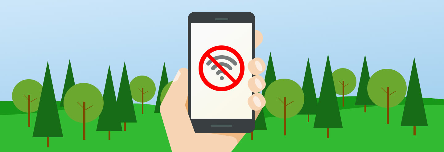 How to Collect Mobile Data with No Internet Connection