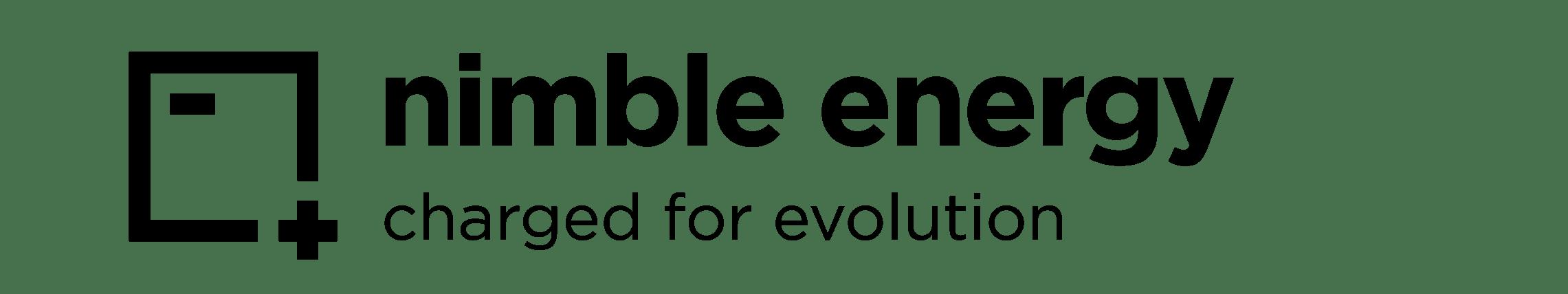 Nimble Energy logo