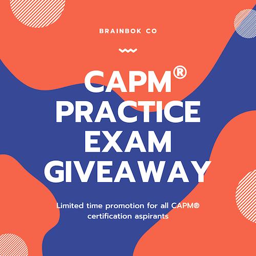 CAPM Certification Exam Online Proctoring