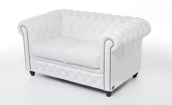 The Original Chesterfield Brighton 2zitsbank Zetel Salon Modern Zwart 9200000035366449_5 77 cm
