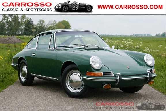 Porsche 911 SWB Full matching, unrestored, 0-series, German papers
